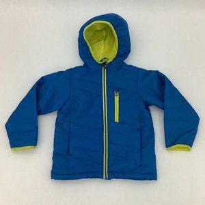 Land's End | Boy's Lightweight Jacket | Blue